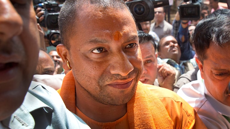 Yogi Adityanath BJP indisk hindunationalist