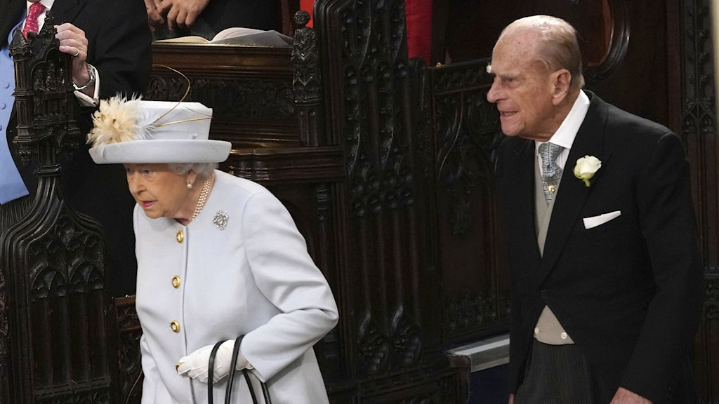 Brittiske prins Philip är död