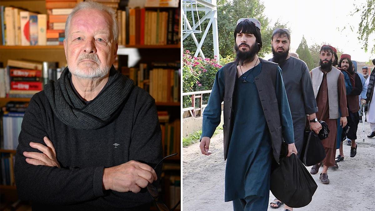 Svenska Afghanistankommiténs tidigare landchef Anders Fänge.