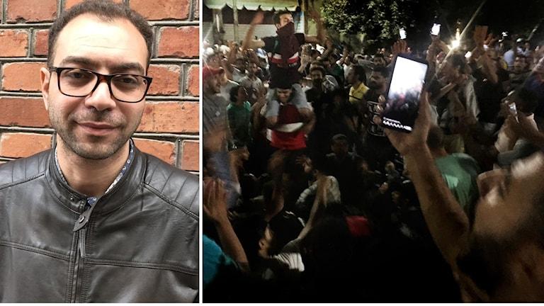 """Mohamed Lotfy som leder """"Egyptiska kommissionen för rättigheter och friheter"""""""