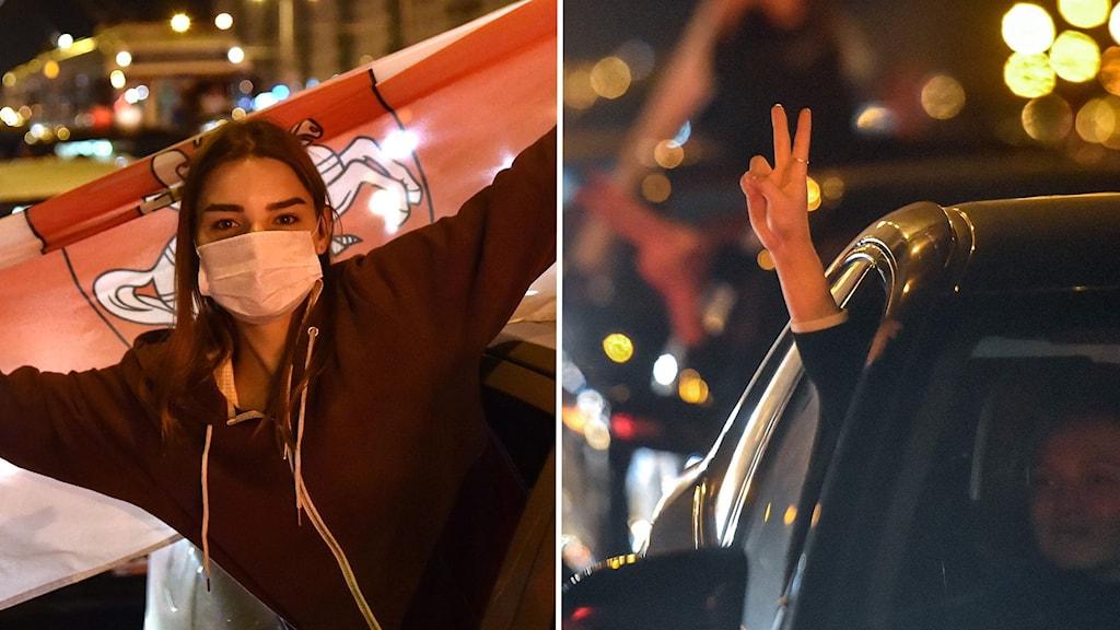 Demonstranter släpps – men missnöjet växer