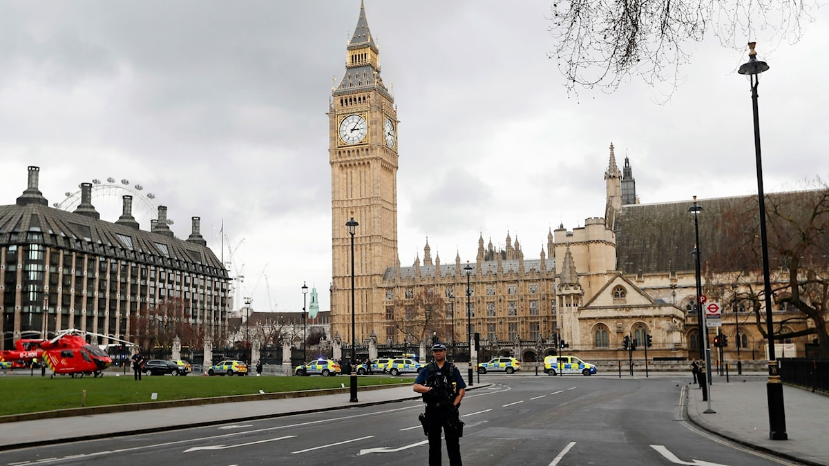 Four people died and over 40 injured in a terrorist attack in London.