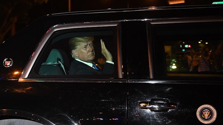 Donald Trump i The Beast