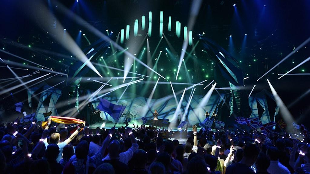 Årets Eurovision Song Contest som skulle hållits i Rotterdam i år ställs in.