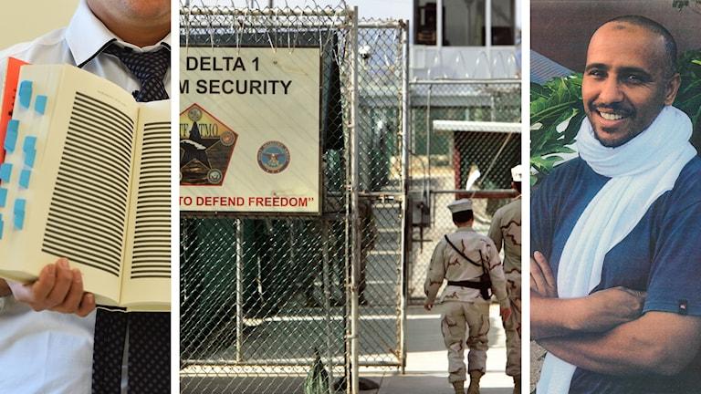 Guantanamofången Mohamedou Ould Slahi