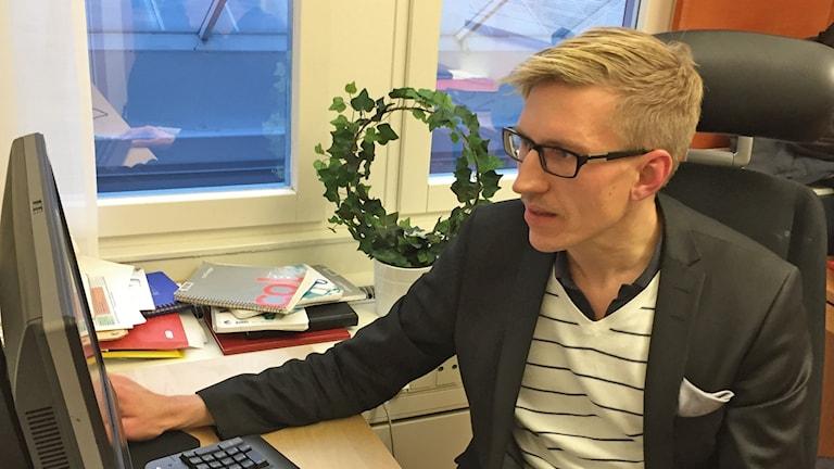 Anders Håkansson, professor i beroendemedicin vid Lunds Universitet.