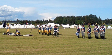 Slaget vid Sävar ska återskapas.