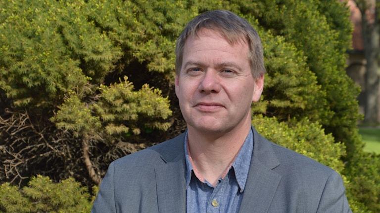 Matts-Åke Belin, trafiksäkerhetsexpert vid Trafikverket