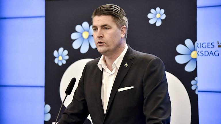 Oscar Sjöstedt.