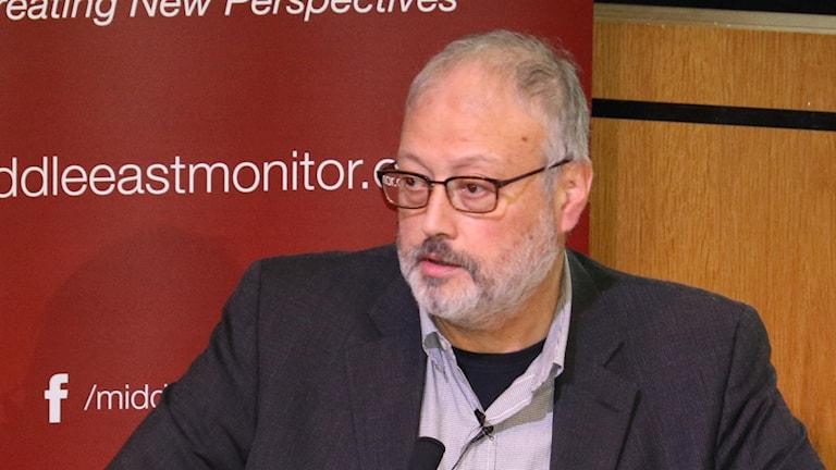 Försvunne journalisten Jamal Khashoggi misstänks ha mördats.