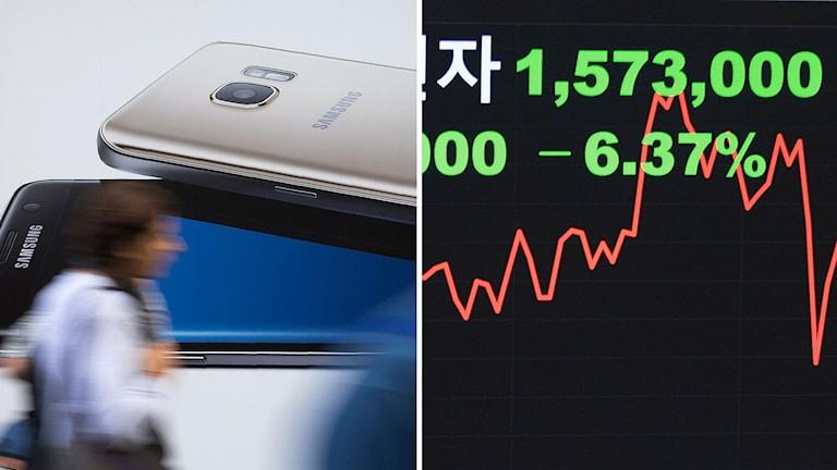 Galaxy Note 7 stoppas.