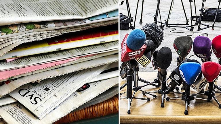 Rekordmånga anmälningar gjordes mot media under 2018