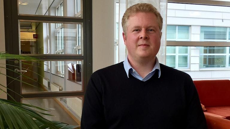 Erik Kristiansson, forskare Chalmers