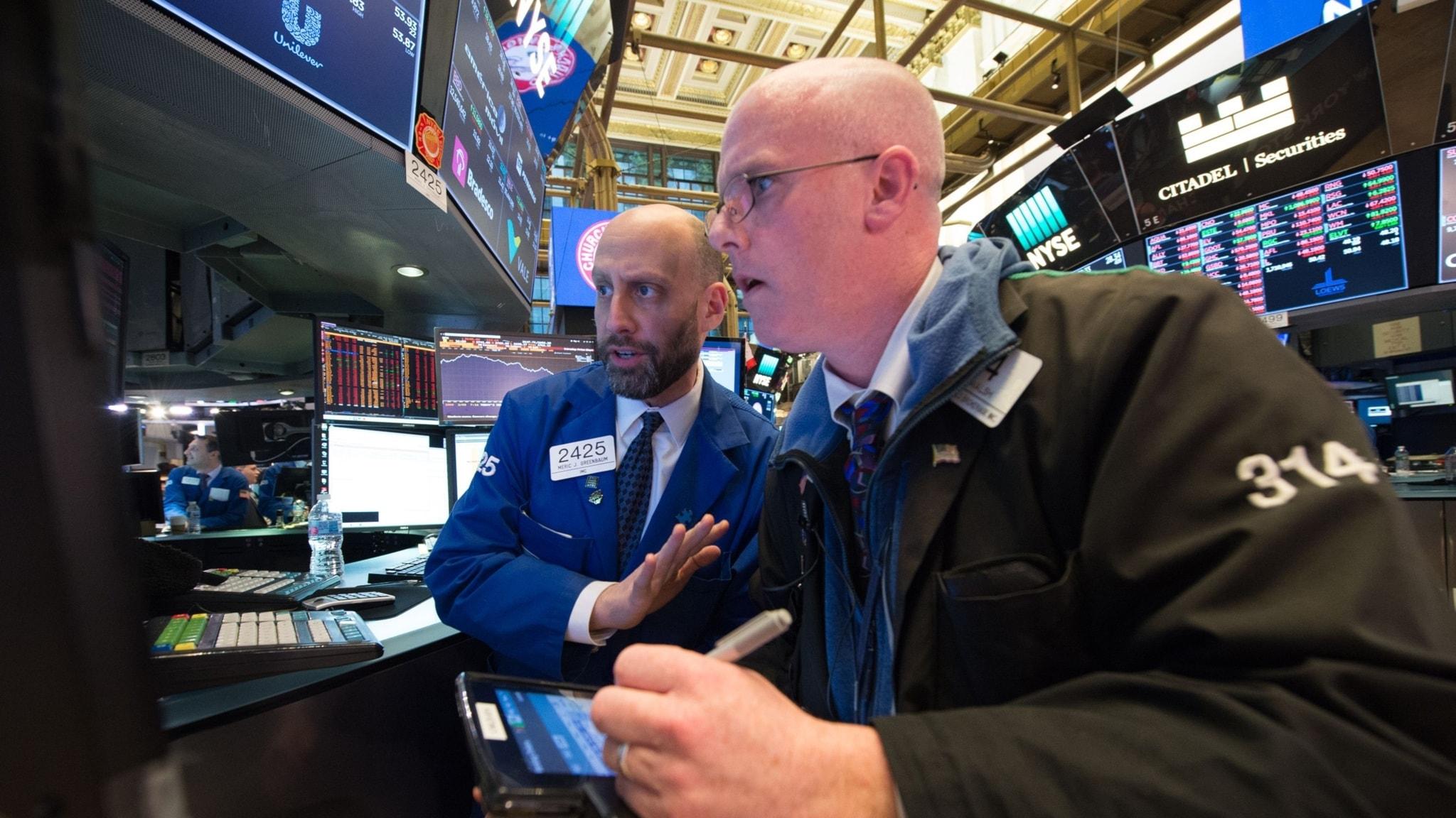 Börsen - ett casino på steroider? Och om lyxbyggare i knipa