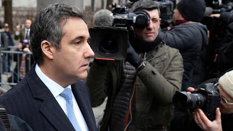 Michael Cohen dömd
