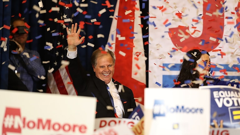 demokraten Doug Jones