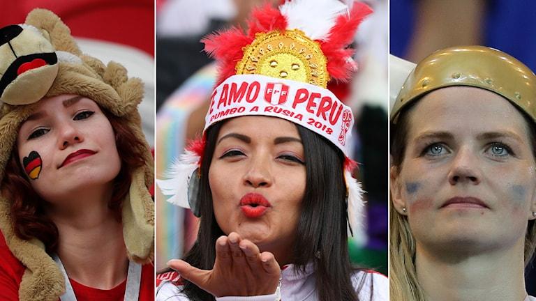Fifa vill ha färre bilder på lättklädda kvinnor under de sista matcherna i fotbolls-VM.