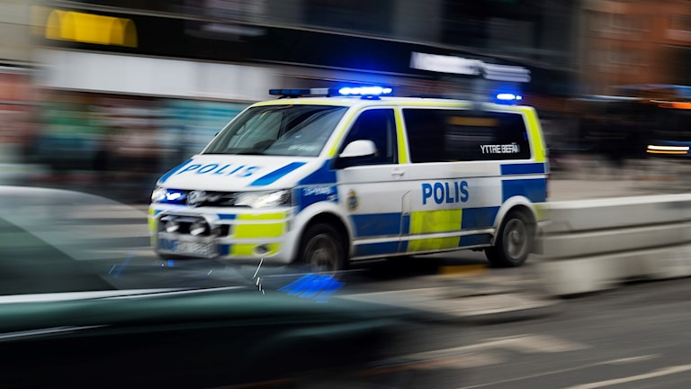 Polisutryckning