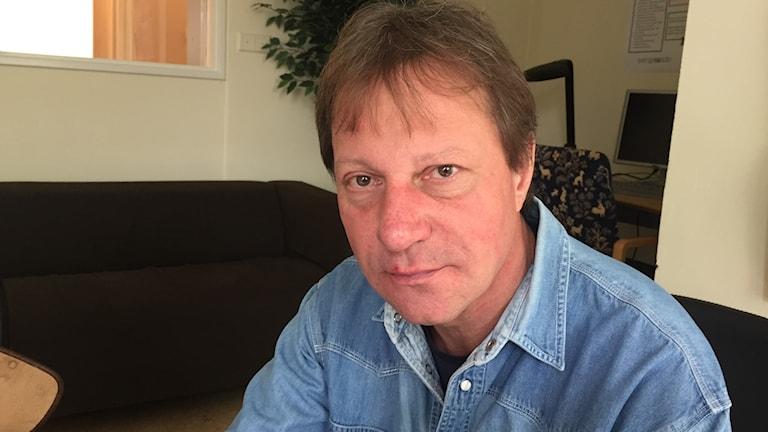 Lennart Weiss, kommersiell direktör vid Veidekke.