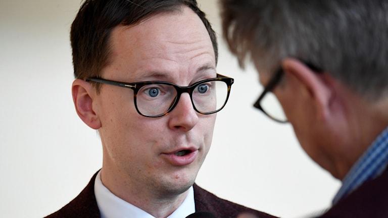 Mats Persson, ledamot i Liberalernas partistyrelse.