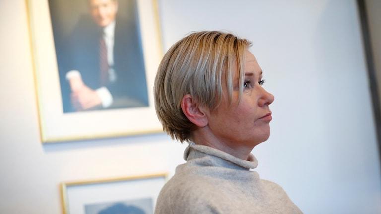 Anna Johansson, S, Göteborg.
