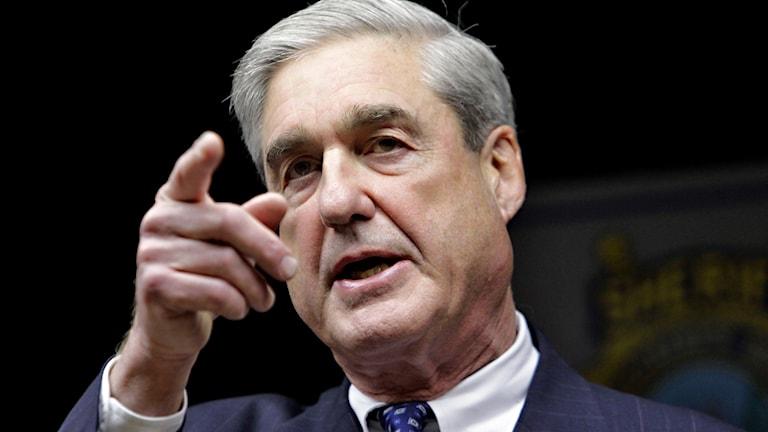 Den tidigare FBI-chefen Robert Mueller.