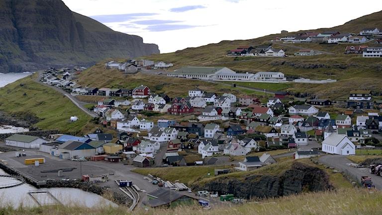 Färöarna.