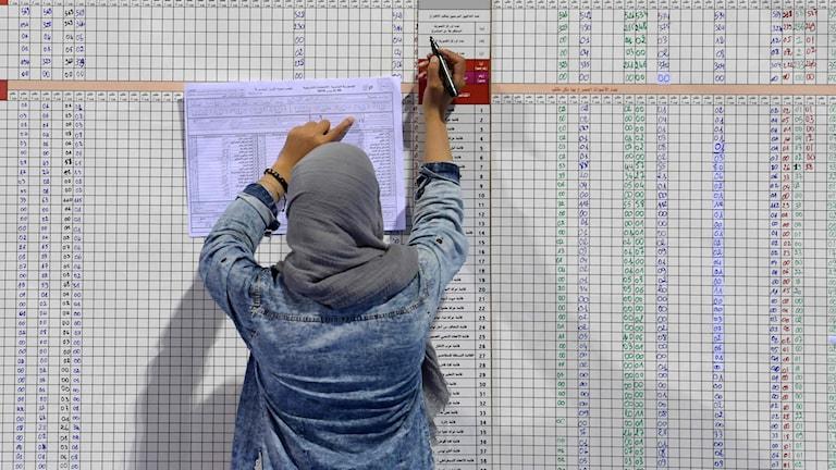 Ennahda stora vinnaren i parlamentsvalet