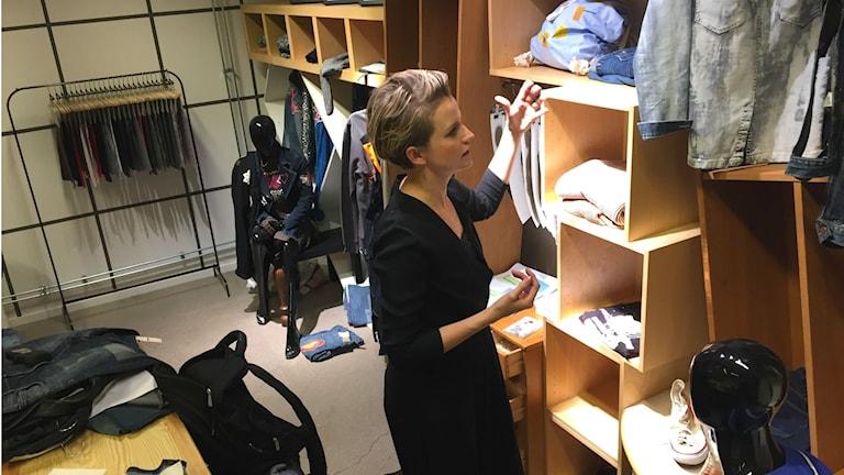 Anna Lidström, designer