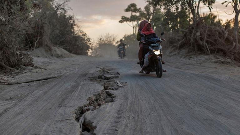 Ny jordbävning skakar Lombok