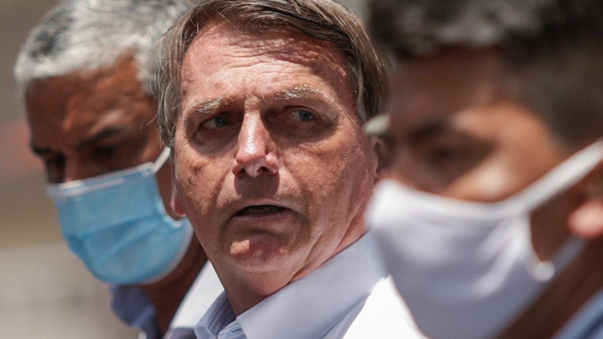 Bakslag för Bolsonaro