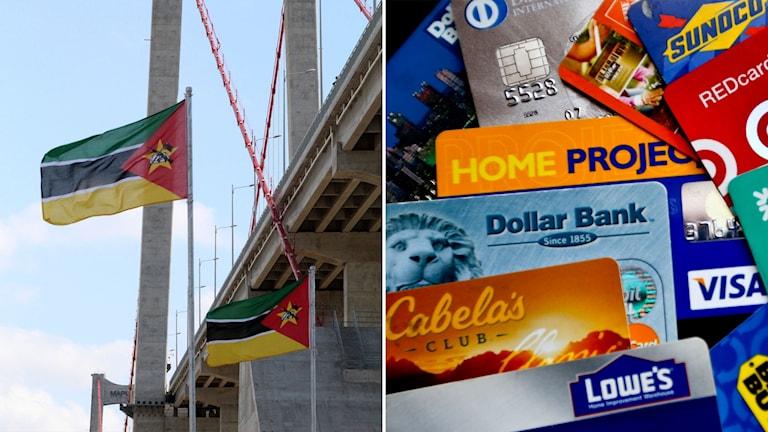 Stora bankproblem i Moçambique – inga kort fungerar