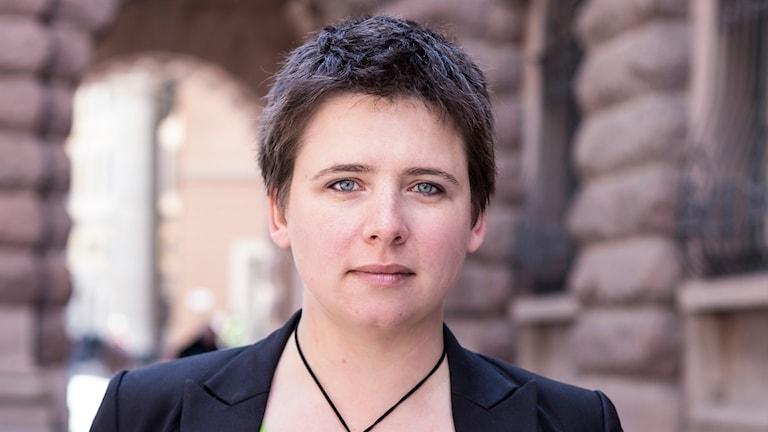 Marlene Tamlin från Miljöpartiet