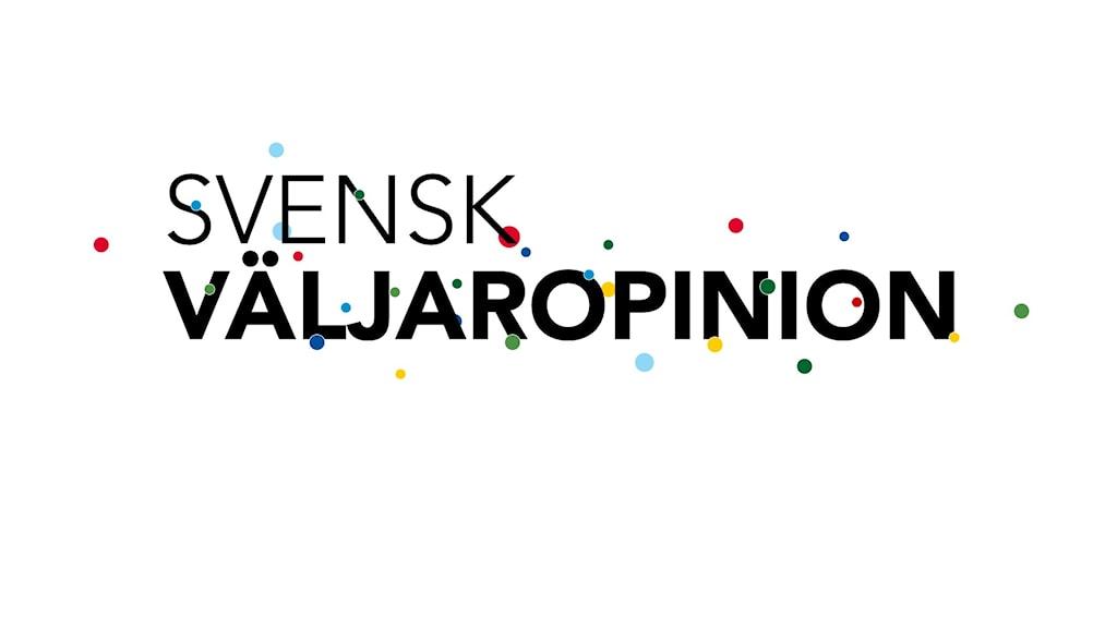 Svensk väljaropinion.