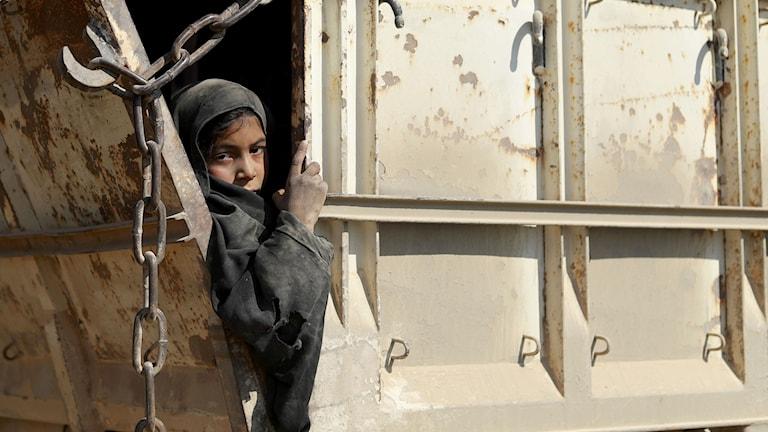 Syrien: Allra sista civila evakueras ur IS-fästet
