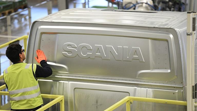 Export, Scania