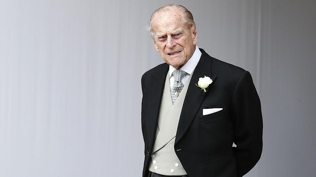 Brittiske Prins Philip är död – blev 99 år gammal