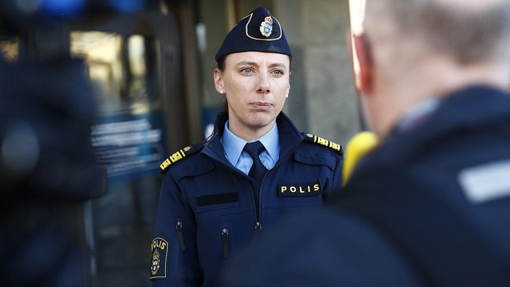 Vetlanda, Malena Grann, polisområdeschef, polisområde Jönköping