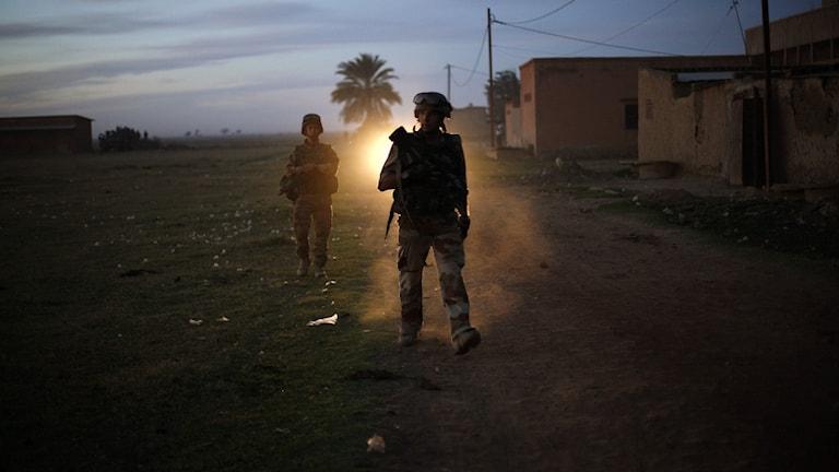Uppgifter: Myteri bland soldater i Mali