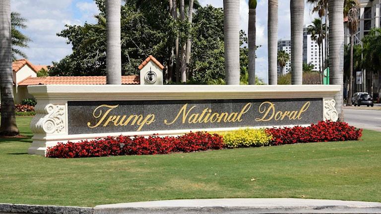 Trump hotel Florida