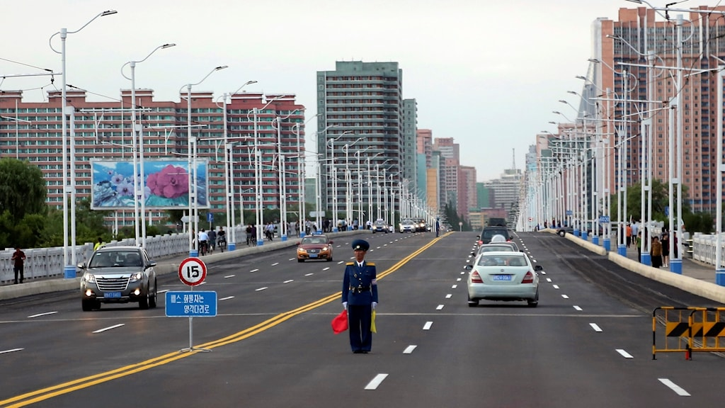 Pyongyang., Nordkorea