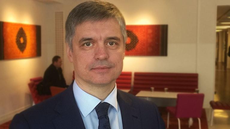 Vadym Prystaiko, Ukrainas utrikesminister