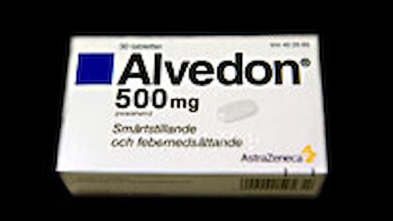 Alvedon för barn
