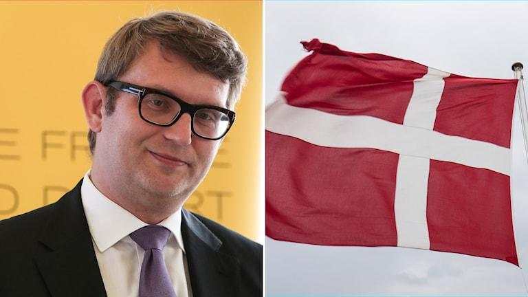 Arbetsmarknadsminister Troels Lund Poulsen.