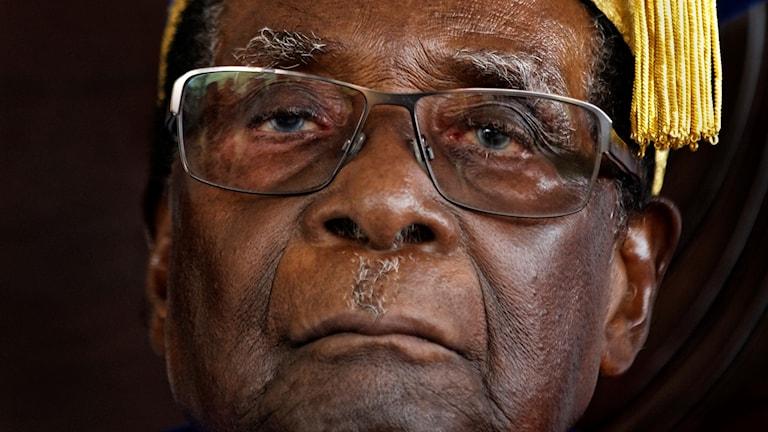 Zimbabwes president.