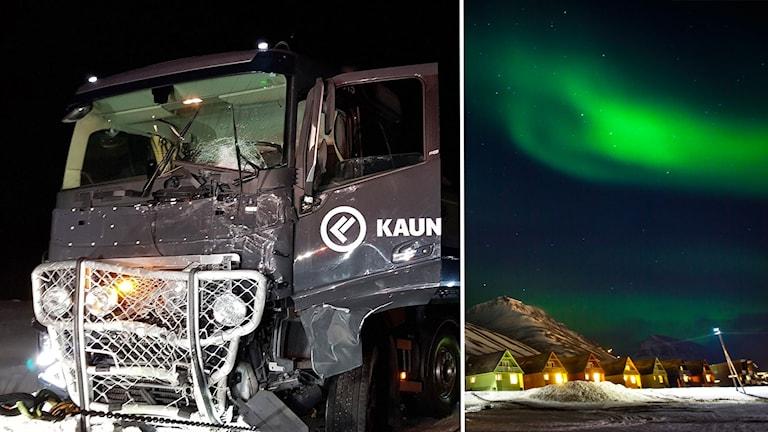 Turisterna ville uppleva norrsken - dog i trafikolycka