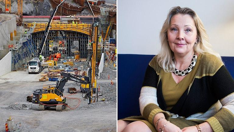 Erna Zelmin-Ekenhem är generaldirektör på Arbetsmiljöverket som har varit med och kontrollerat omkring 2000 företag.