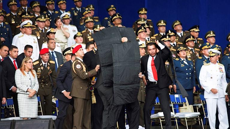 Maduro attentat
