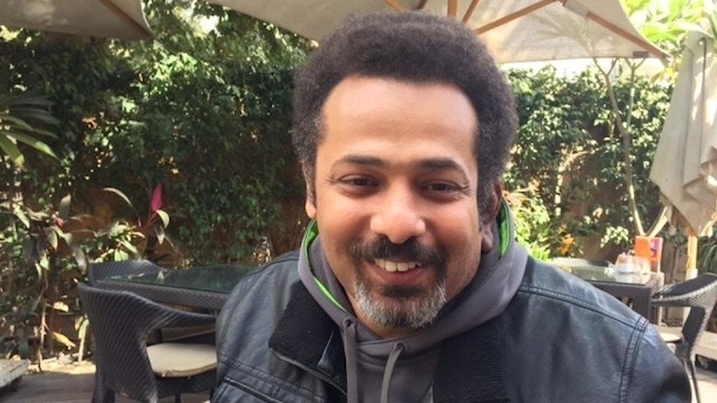 Journalisten och aktivisten Wael Abbas.