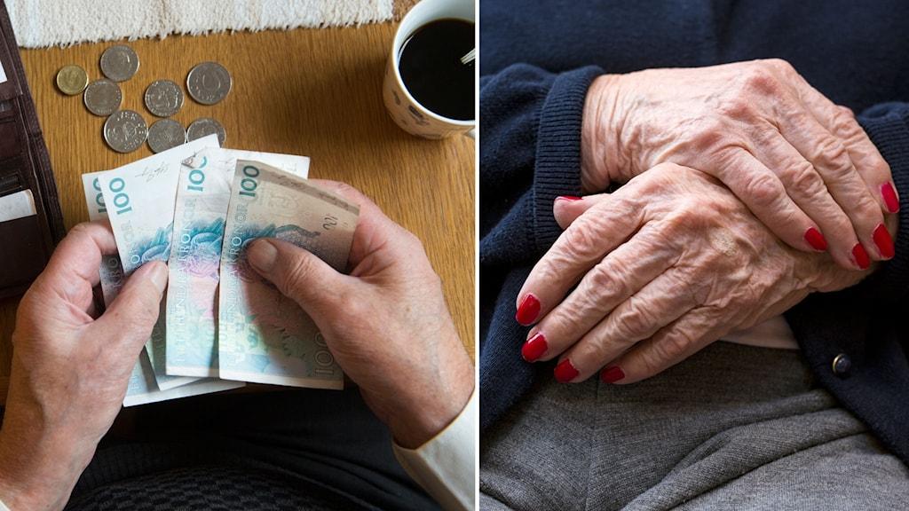 pension split genre pengar äldre